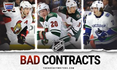 Every NHL Team's Worst Contract