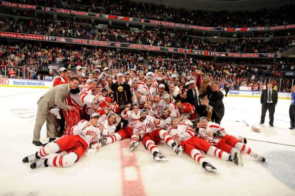 Boston University NCAA 2009