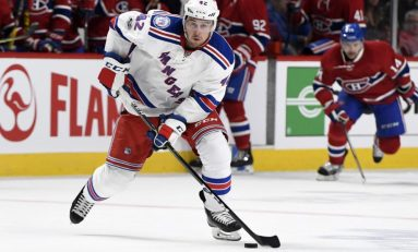 Rangers Options With Smith Aren't Good