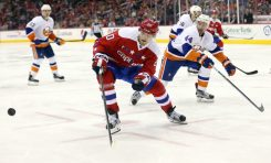 Connolly Decent in Capitals Debut