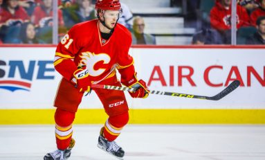 Time for Change on Flames Blue Line