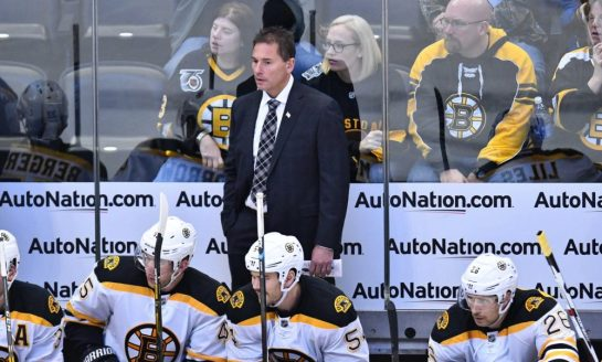 Bruins Not out of the Woods Yet