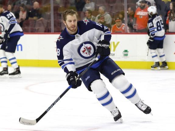 Bryan Little - Winnipeg Jets