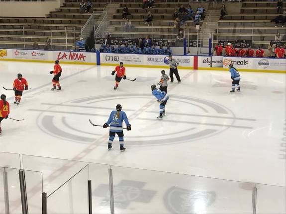 Buffalo Beauts China National