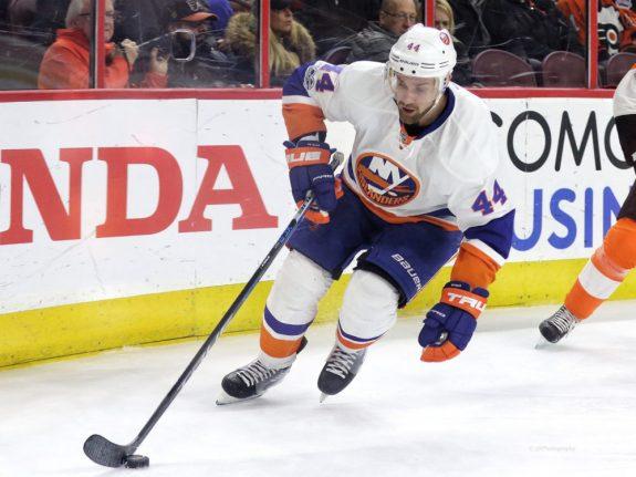 Calvin de Haan-New York Islanders