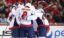 Capitals Host Playoff Yoga for Stressed Fans