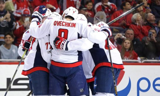 The Capitals Were the Hardest Team to Face Last Season