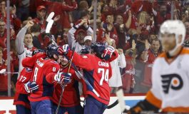 Reasons for Capitals Scoring Surge