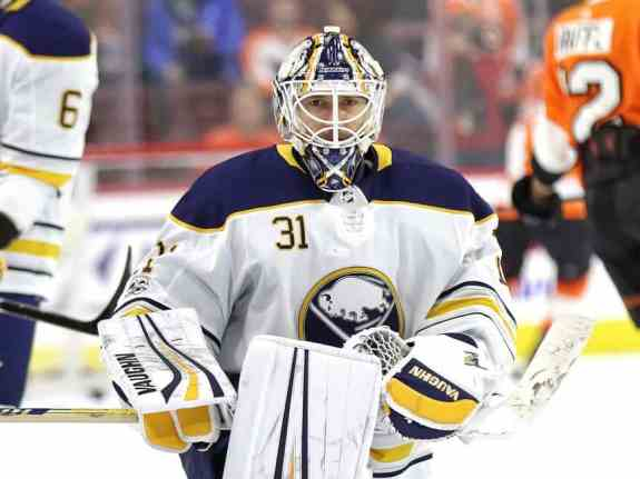 Chad Johnson Sabres