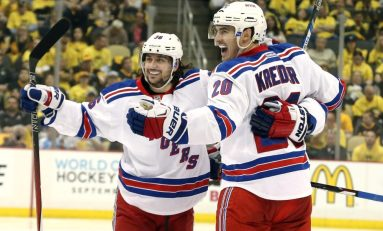 Rangers Expansion Draft Preview, Part 1: Forwards