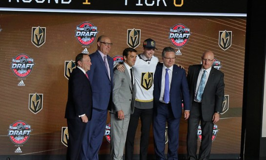 Golden Knights Need Cody Glass on Opening Night Roster