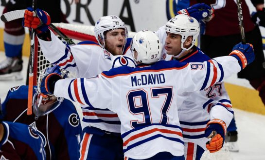 Draisaitl Signing Is a Huge Relief for Oilers