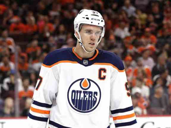 Connor McDavid Oilers