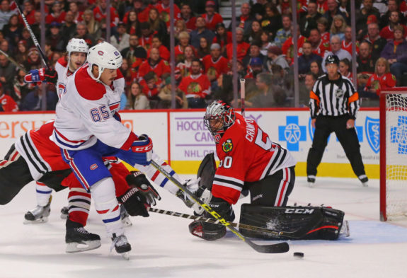 Montreal Canadiens, Andrew Shaw, NHL