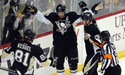 Penguins Welcome Back Crosby and Jagr