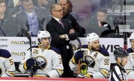 Sabres Anomalies From the 2016-17 Season