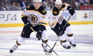 Overtime With BSC: Bruins Shouldn't Sleep on Danton Heinen