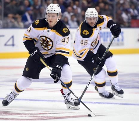 Overtime With BSC: Bruins Shouldn't Sleep on Danton Heinen