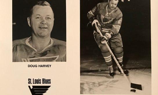 One for the Ages: Doug Harvey's 1968-69 NHL Season
