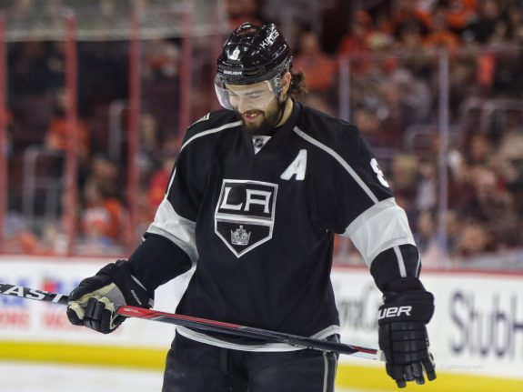 Drew Doughty, Los Angeles Kings