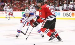 Preview: Depleted Blackhawks and Rangers Meet in Chicago