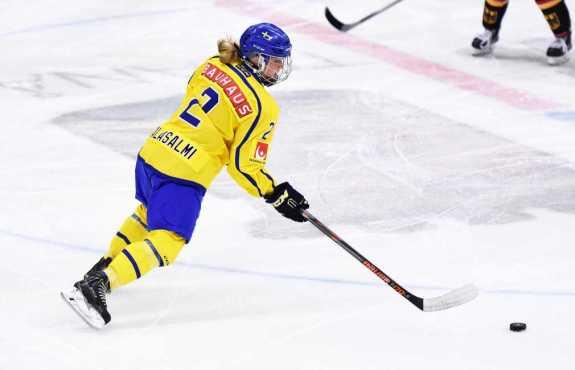 Emmy Alasalmi Team Sweden