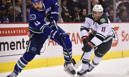 Canucks Sign Erik Gudbranson to Contract Extension