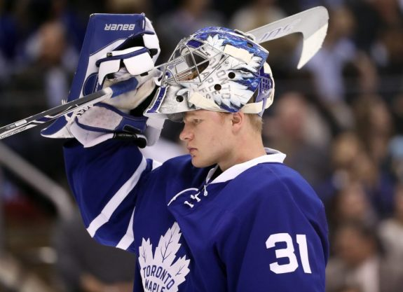 Toronto Maple Leafs, Frederik Andersen