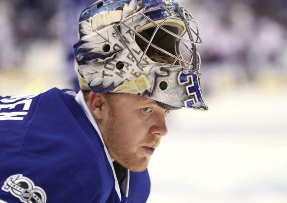 Frederik Andersen, Toronto Maple Leafs, NHL