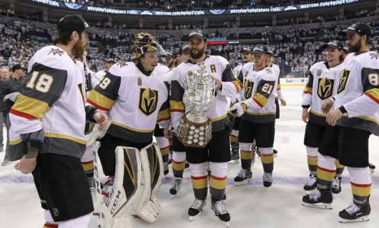 Who'll Be the Vegas Golden Knights' First Captain?
