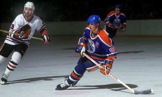 Oilers History: A Fans Perspective of August 9, 1988