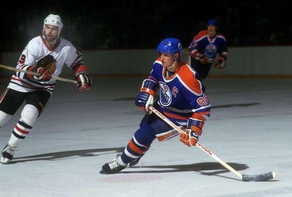 Wayne Gretzky stats