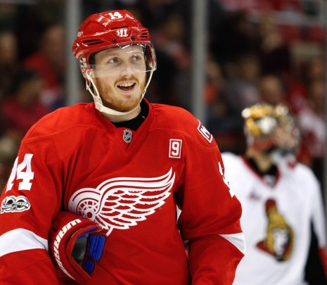 The Grind Line: Red Wings 2017-18 Bold Predictions