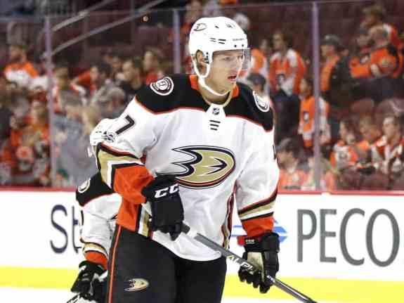 Hampus Lindholm Anaheim Ducks