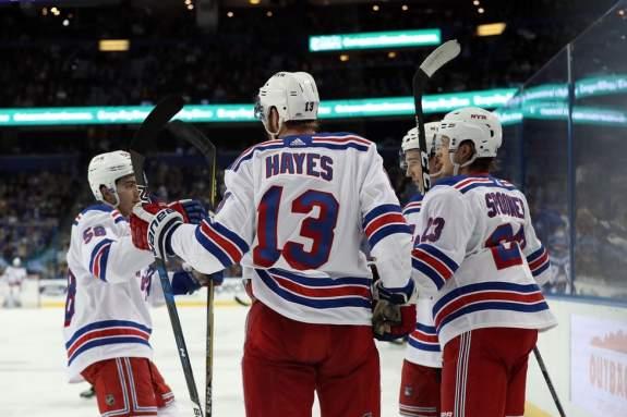 Hayes Spooner Rangers