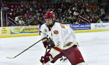 NCAA Hockey Rankings: Top-4 Remain, Minnesota & Providence Jump
