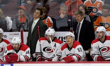 Road Success Key to Hurricanes' Playoff Hopes