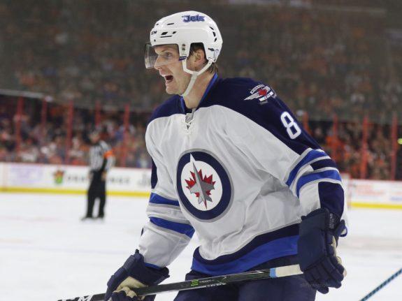 Jacob Trouba- Winnipeg Jets