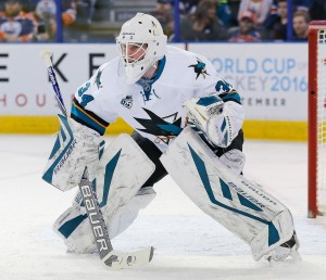 Could the Maple Leafs bring back James Reimer?(Perry Nelson-USA TODAY Sports)