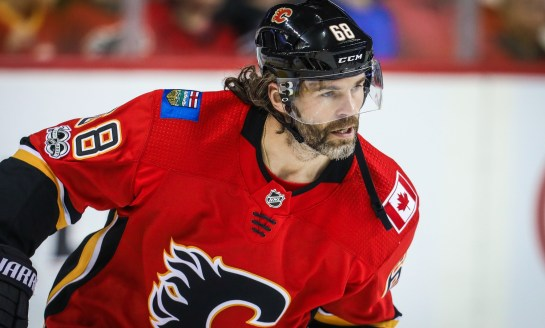 Jagr Adds Depth & Flexibility to the Flames