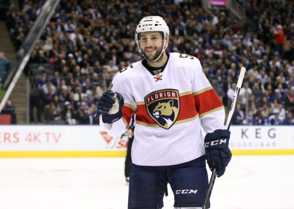 Jason Demers Florida Panthers