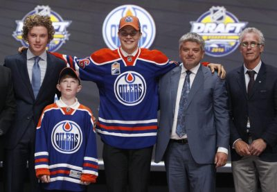 (Timothy T. Ludwig-USA TODAY Sports) The Edmonton Oilers were fortunate to get Finnish power forward Jesse Puljujarvi at fourth overall. It remains to be seen whether Puljujarvi can become Connor McDavid's version of Jari Kurri.