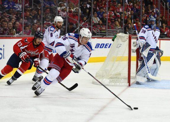Jimmy Vesey, New York Rangers, Fantasy Hockey
