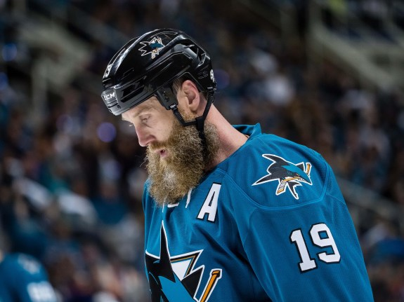 Joe Thornton's Beard