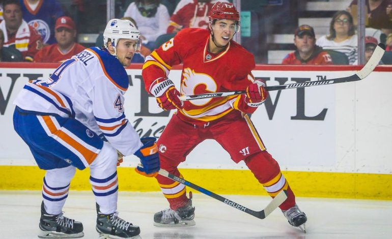 Flames Possible Playoff Opponents