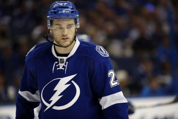 Jonathan Drouin Tampa Bay Lightning