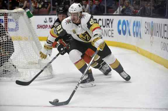 Vegas Golden Knights center Jonathan Marchessault