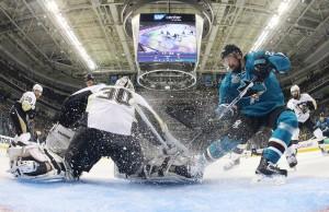 Rookie Penguins goalie Matt Murray (Bruce Bennett/Pool Photo via USA TODAY Sports)