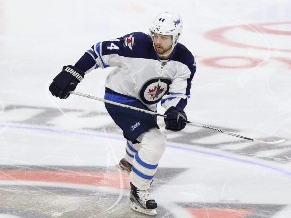 Josh Morrissey Winnipeg Jets