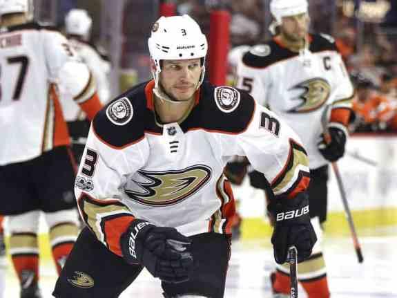 Kevin Bieksa Ducks